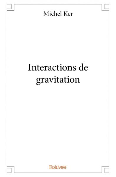 Interactions de gravitation
