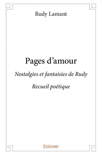 Pages d'amour