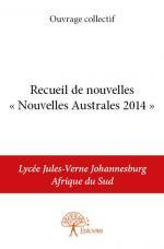 Recueil de nouvelles « Nouvelles Australes 2014 »