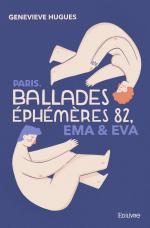 Paris - Ballades éphémères 82 - Éma & Éva