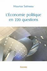 L'Économie politique en 220 questions