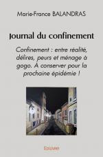 Journal du confinement