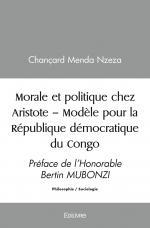Morale et politique chez Aristote – Modèle pour la République démocratique du Congo