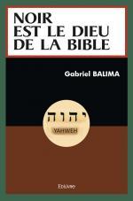 Noir est le Dieu de la Bible
