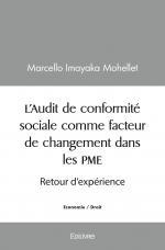 L'Audit de conformité sociale comme facteur de changement dans les PME