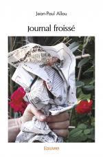 Journal froissé