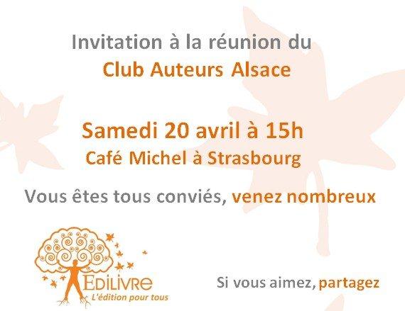 club rencontres alsace)