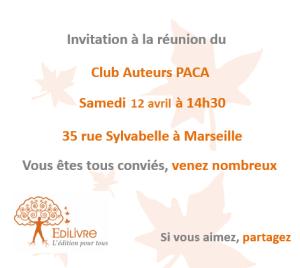 Rencontre_Club_Auteurs_PACA_Edilivre