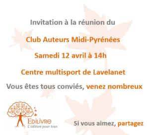 Club_Auteurs_Midi_Pyrenées_Edilivre