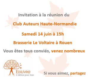 Rencontre_Club_Auteurs_Haute_Normandie_Edilivre