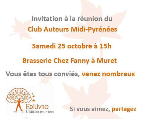 Club_Auteurs_Midi_Pyrénées_Edilivre