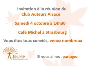Rencontre_Club_Auteurs_Alsace_Edilivre