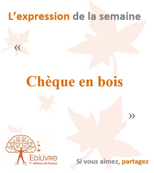 Expression_de_la_semaine_Edilivre