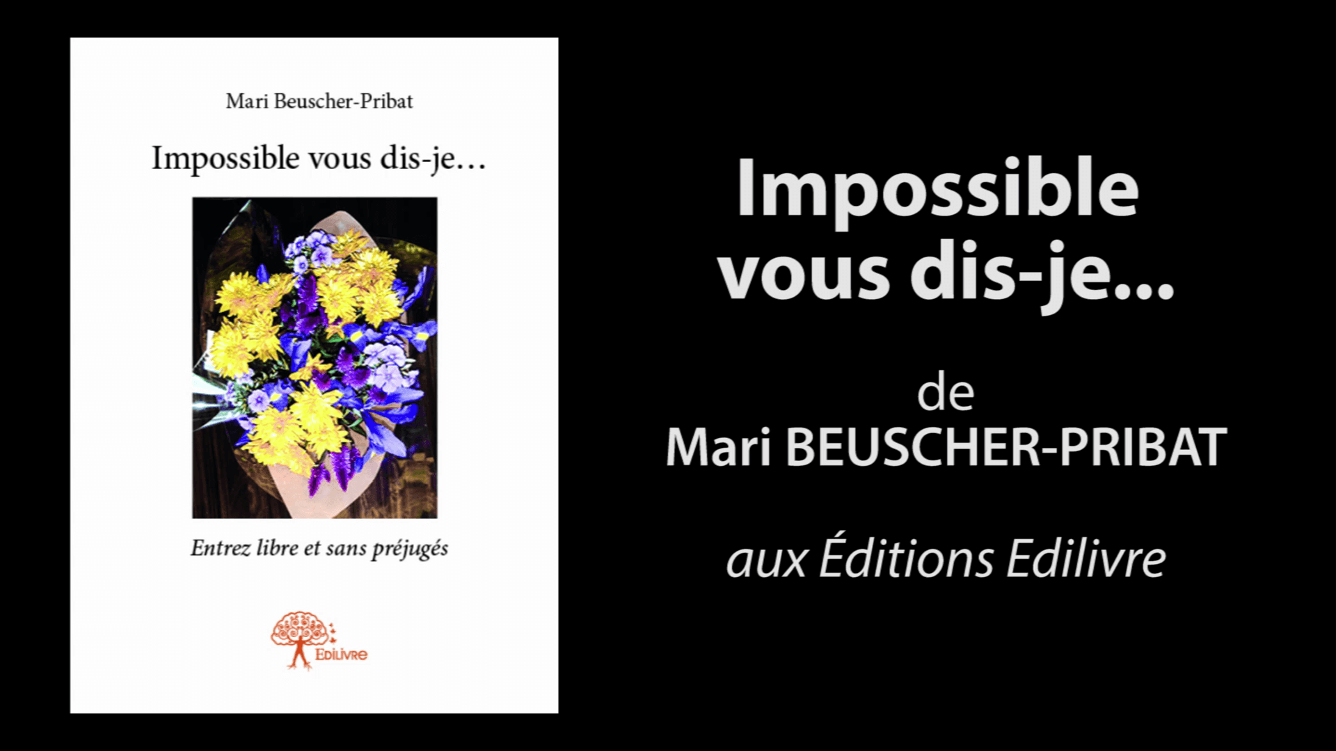 Bande_annonce_impossible_vous_dis-je..._Edilivre