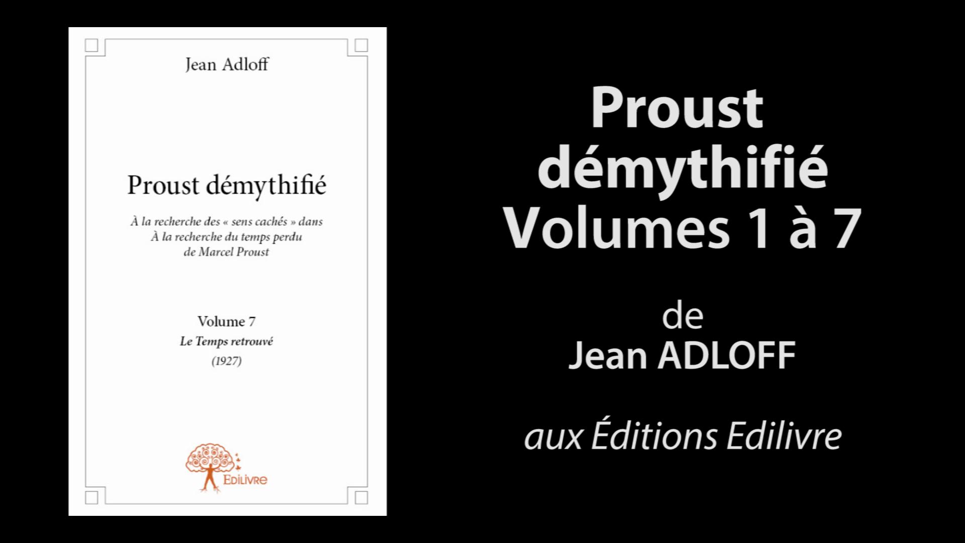 Bande_annonce_proust_demythifie_en_7_volumes_Edilivre