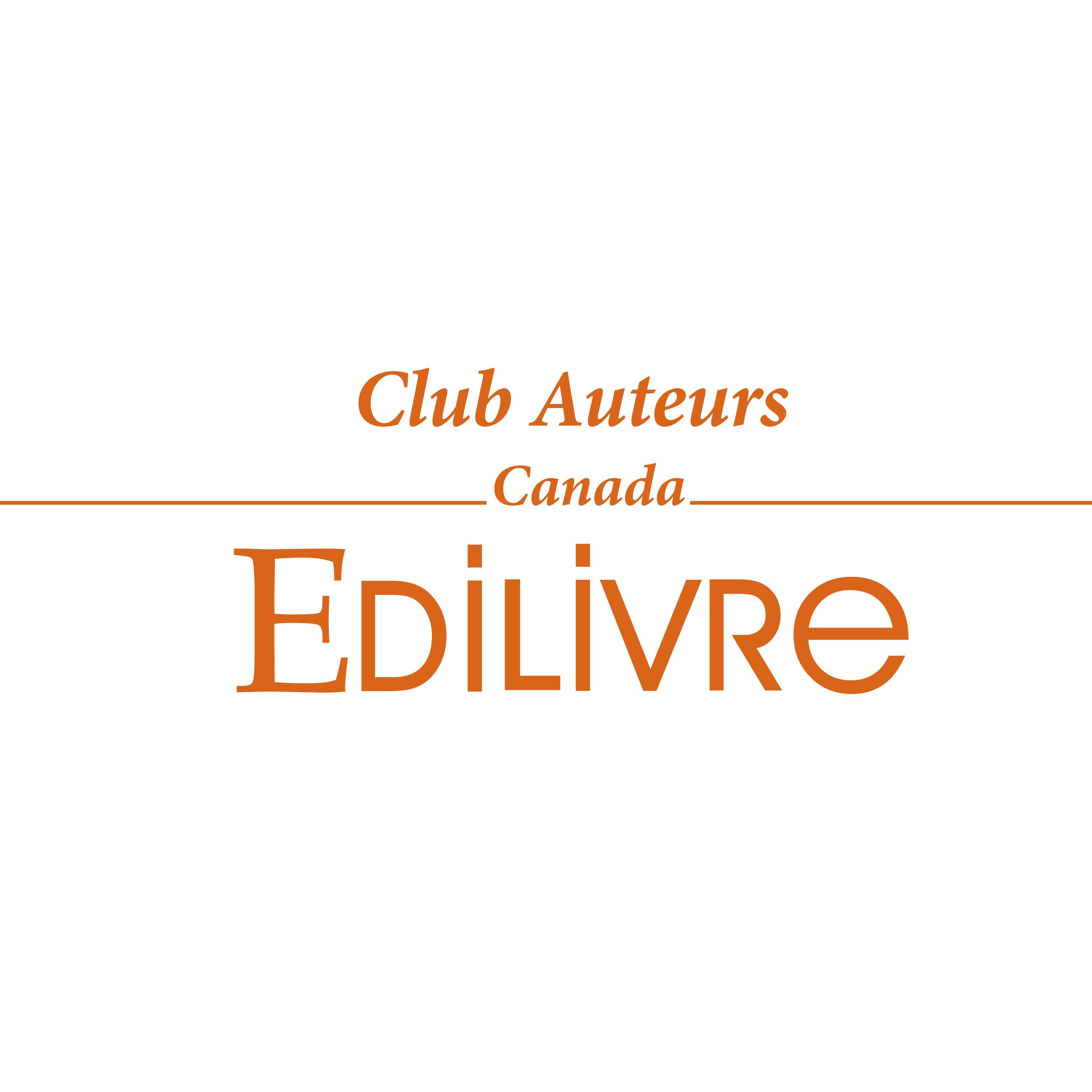 Club_Auteurs_Canada_Edilivre
