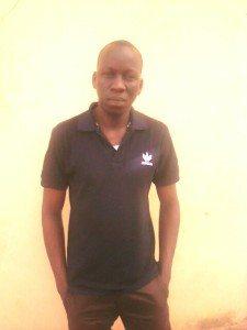 Mamadou Nabombo Edilivre