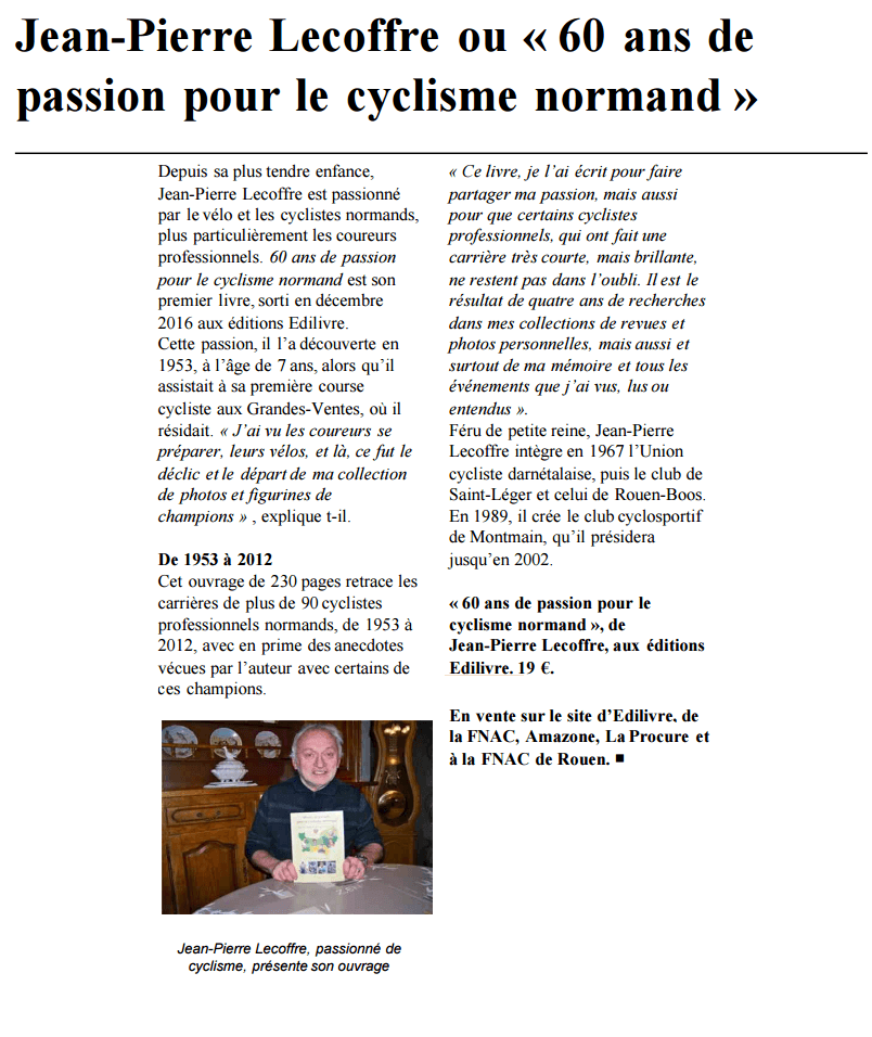 article_Paris Normandie_Jean-Pierre Lecoffre