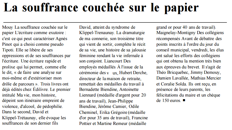 article_Courrier Picard_Mélodie Tipoti