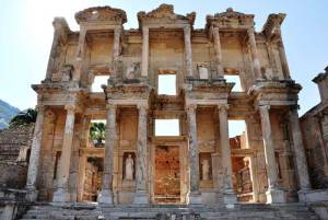 Lost Library Of Celsus