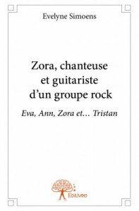 Evelyne_Simoens_zora_chanteuse_et_guitariste_rock_Edilivre