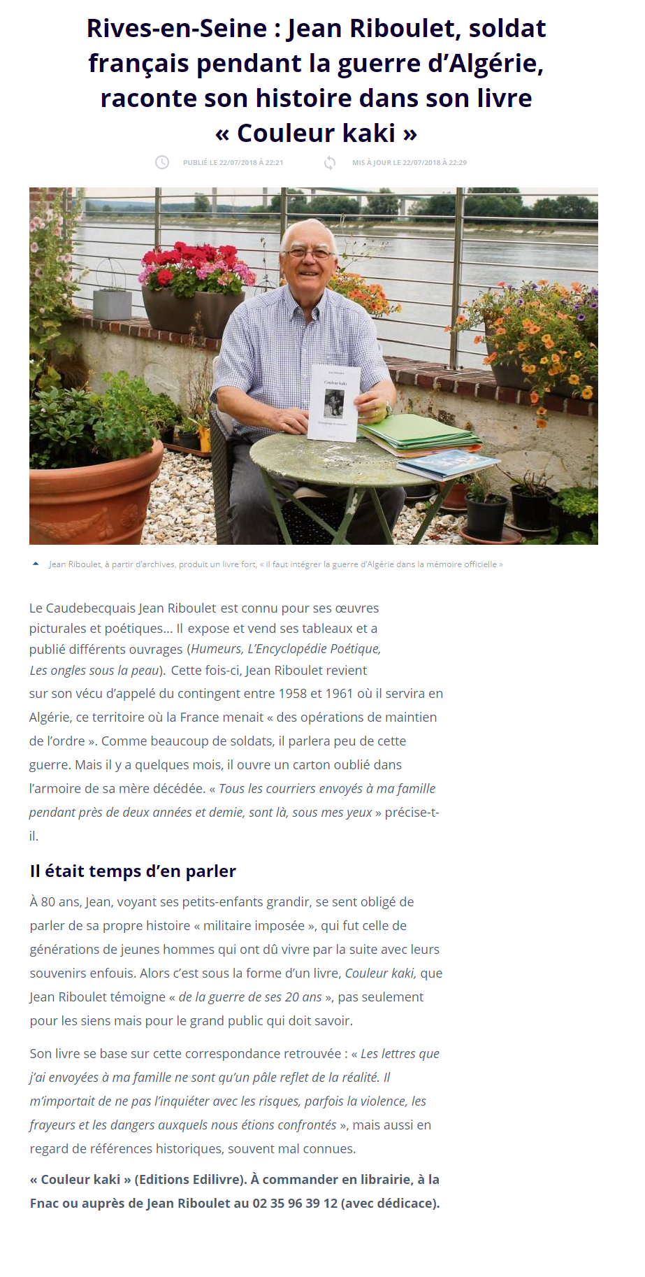 article_Paris_Normandie_Jean_Riboulet_2018_Edlivre