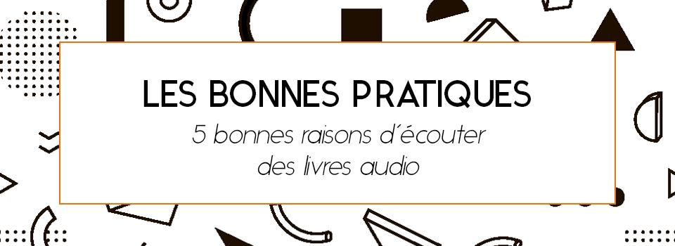 5 Bonnes Raisons D Ecouter Des Livres Audio Edilivre