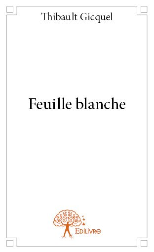 Feuille blanche