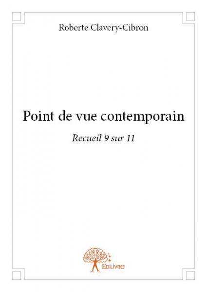 Point de vue contemporain