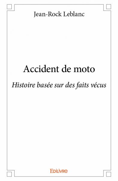 Accident de moto