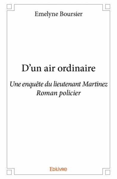D'un air ordinaire