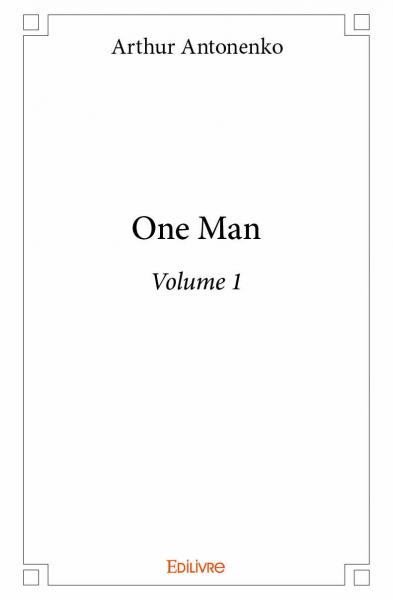 One Man - Volume 1