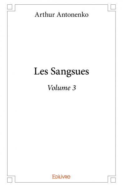 Les Sangsues - Volume 3