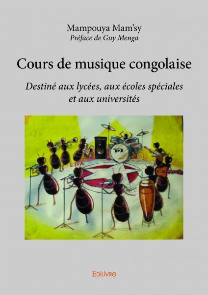 cours de musique congolaise - mampouya mam u0026 39 sy