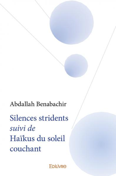 Silences stridents <i>suivi de</i> Haïkus du soleil couchant