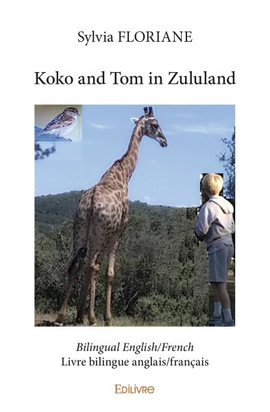 Koko and Tom in Zululand