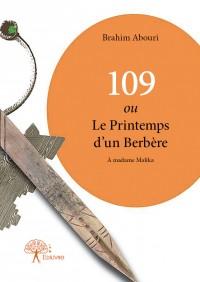 109 ou Le Printemps d'un Berbère