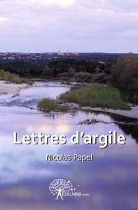 Lettres d'argile