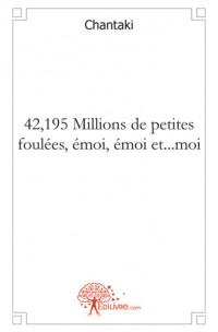 42,195 Millions de petites foul