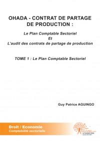 Ohada - Contrat de partage de production