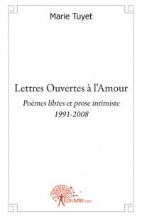 Lettres Ouvertes