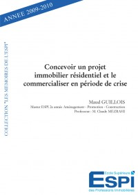 Concevoir un projet immobilier r
