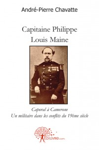 Capitaine Philippe Louis Maine