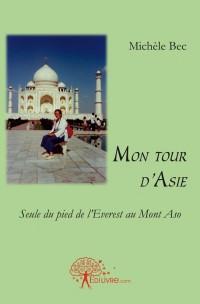 Mon tour d'Asie