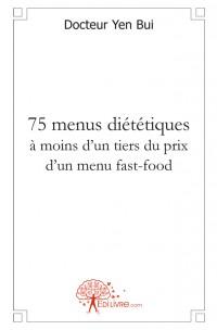 75 menus di