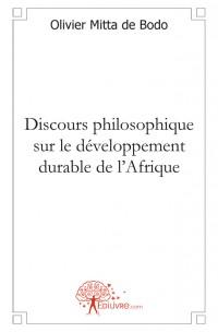 Discours philosophique sur le d