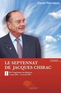 Le septennat de Jacques Chirac