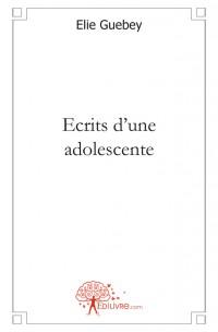 Ecrits d'une adolescente
