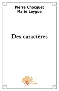 Des caract