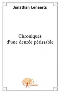 Chroniques d'une denr
